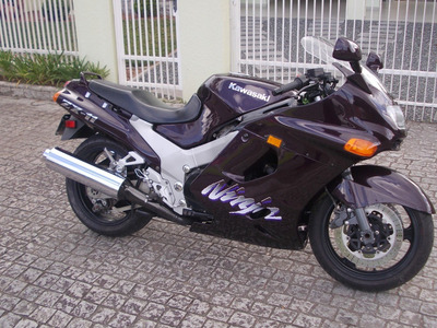 Kawasaki Ninja Zx11 Ano 1999