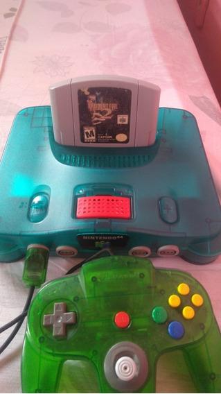 Nintendo 64 Anis