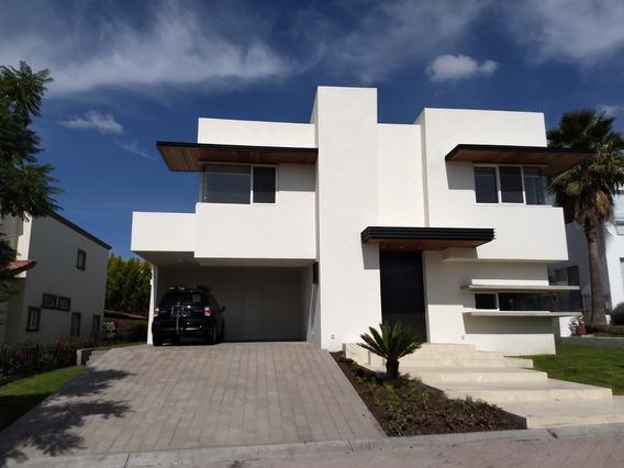 Rento Casa En El Campanario, Querétaro
