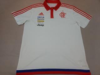 Camisa Polo Flamengo Viagem 2015