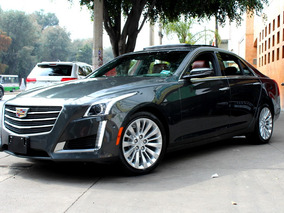 Cadillac //cts Premium V6// 2015 Seminuevo!! Gps, Qc, Bose!