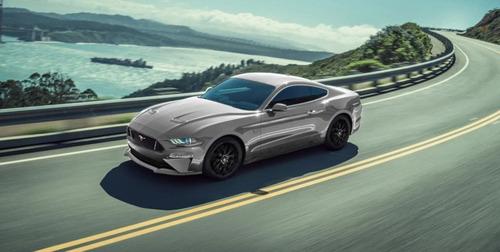 Imagen 1 de 13 de Ford Mustang Gt 5.0 V8 466 Cv At Hc
