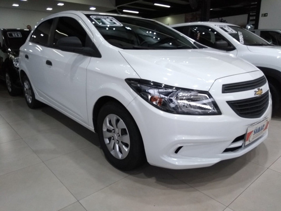 Chevrolet Onix 1.0 Mpfi Joy 8v Flex Manual Sem Entrada Uber