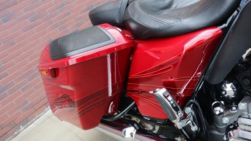 Harley-davidson Cvo Street Glide 2016 Vermelha
