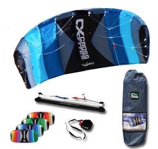 Kite Trainer 2.1m Barra - Papalote Crosskite