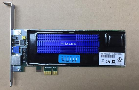 Thales Ncipher Nshield F3 Pci-e Módulo De Segurança A-022001