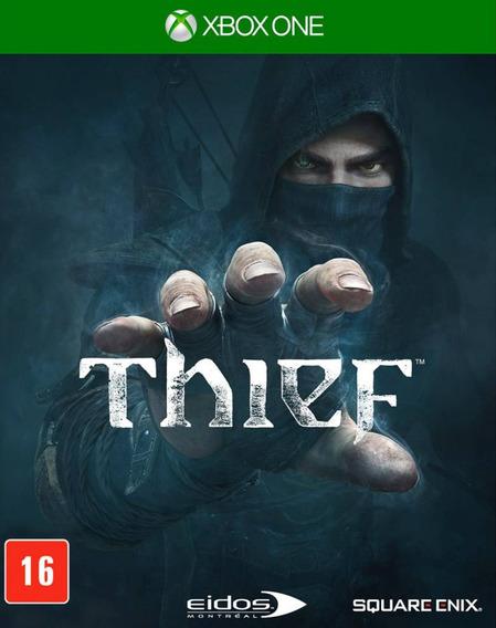 Thief P/ Xbox One Código 25 Dígitos Original