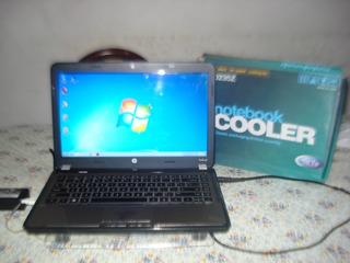 Notebook Hp Pav G4 Dob Nuc Amd A4 D300gb Ram 4gb No Envio