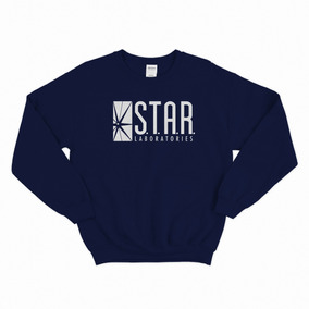 Sudadera Flash Star Laboratories