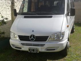 Mercedes Benz Sprinter 2.1 413 Minibus 19+1 (gb1k6) 2011