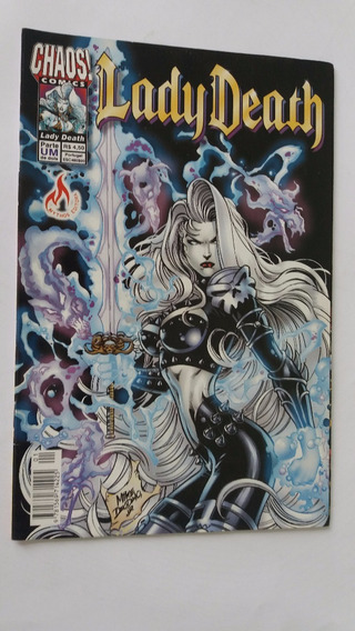 Lady Death - Mike Deodato Júnior R$22,00