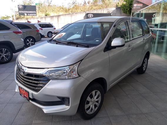 Toyota Avanza 2016 1.5 Le Mt