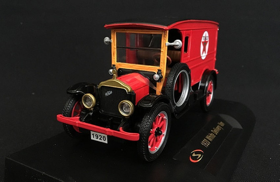 Miniatura 1920 Ford Delivery Van Texaco-yatming-1/32-(10286)