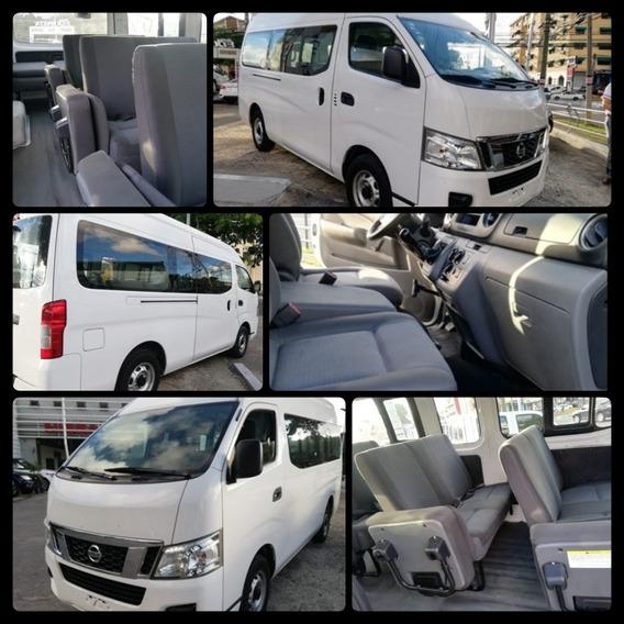 Nissan Urvan Nv350 Mecanica