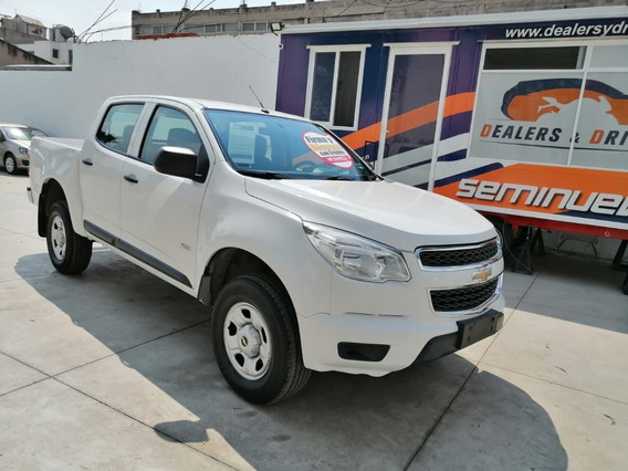 Chevrolet S-10 2016 2.5 Doble Cabina Mt