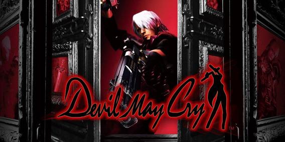 Devil May Cry Nintendo Switch Digital 16 Digitos Eshop