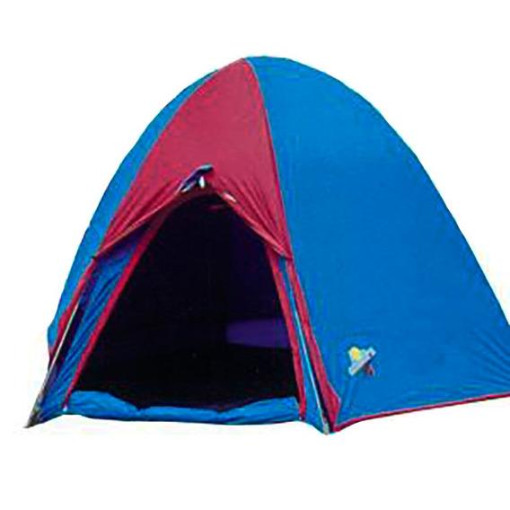 Carpa Camping Gibsons 6/7 Pers Full Edition - Envio Gratis