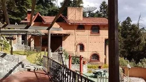 Vendo Hermosa Casa Tipo Cabaña Camino A Real Del Monte