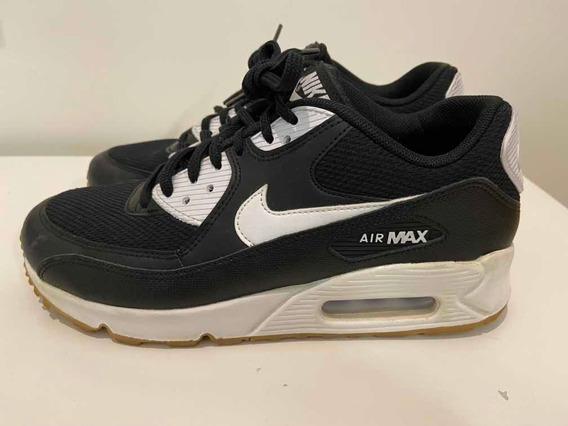 Zapatillas Nike Air Max 90 Mujer Talle 38
