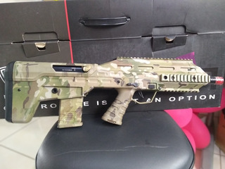 Aps Uar Urban Assault Rifle 380 Fps Cqb Airsoft 6mm R Hop