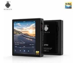 Reproductor Mp3 Touch Alta Resolución Hi-fi Bluetooth Ap80