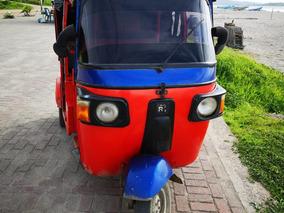 Moto Taxi Bajaj 2012