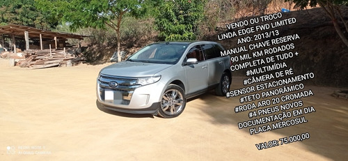 Ford Edge 2013 3.5 Limited Fwd 5p