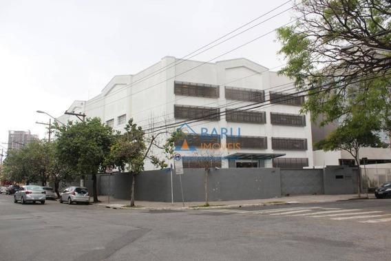 Galpão Para Alugar, 2300 M² Por R$ 80.000 - Barra Funda - São Paulo/sp - Ga0720