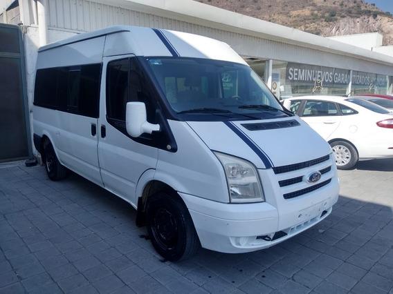 Ford Transit 2012 Pass Mwb Ac