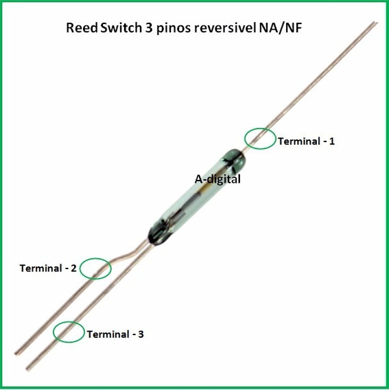 4 Reed Switch Na / Nf