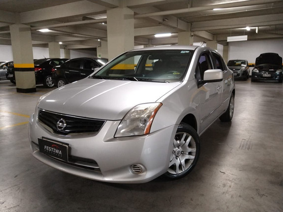 Nissan Sentra 2.0 16v Flex 4p Manual
