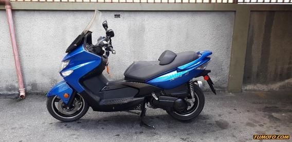 Kymco Xciting 250 126 Cc - 250 Cc