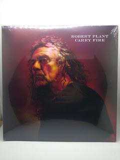 Robert Plant Carry Fire Vinilo Lp