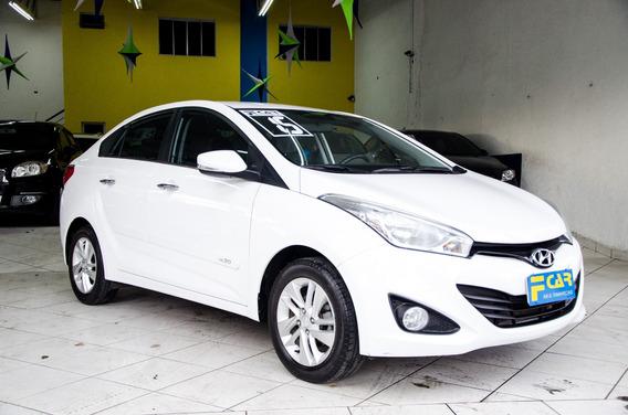 Hyundai Hb20s Premiun Aut 2015 Todas Revisões Na Hyundai