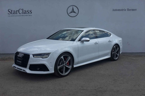 Audi Rs7 2018 5p Performance 4.0 Tfsi 605hp