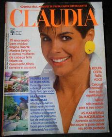 Revista Claudia 278 Monique Evans Xuxa Regina Duarte 1984
