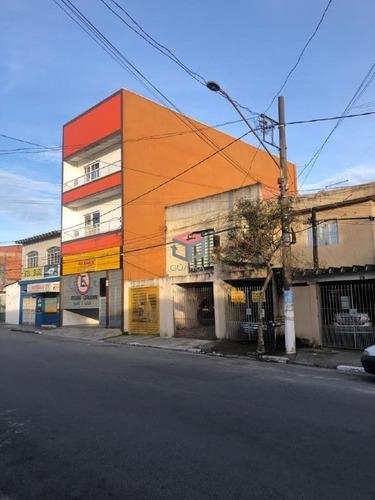 Imagem 1 de 16 de Prédio Para Aluguel, Conceição - Diadema/sp - 97123