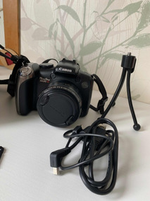 Máquina Fotográfica Canon Powershot Sx20 Is 12.1 Megapixels