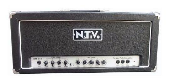 Cabezal Para Guitarra Nativo Gts100hr 100w Con Reverb