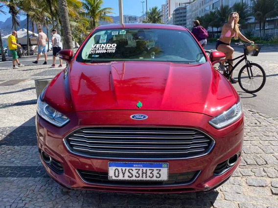 Ford Fusion 2014 2.0 Hybrid Aut. 4p