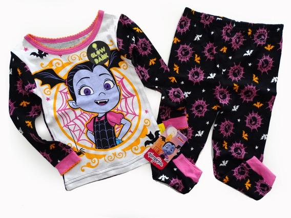 Conjunto Remera Pantalon Niña Disney Baby Vampirina Talle 2