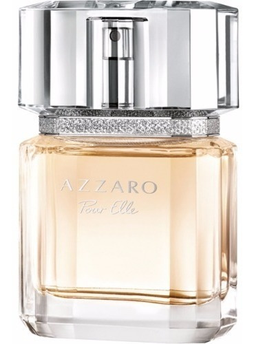 Perfume Feminino Azzaro Pour Elle Edp 50ml Selo Adipec E Nf