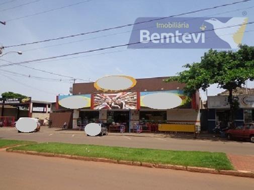 Barracão À Venda, 1121 M² Por R$ 986.952,01 - Centro - Paraiso Do Norte/pr - Ba0005