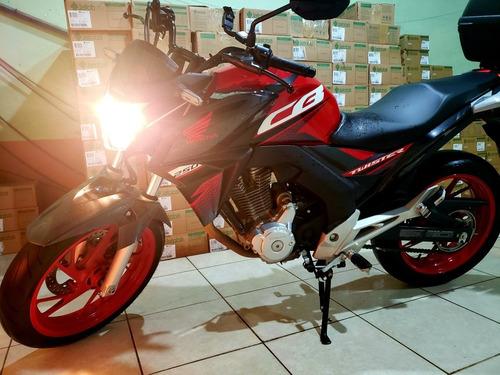 Moto Honda Cb250f Cbs (nova Twister)
