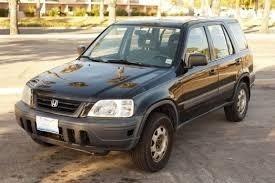 Honda Crv 1998 4x4