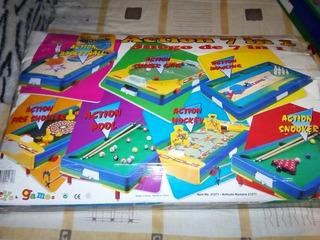 Juego 7 En 1 Toys Games