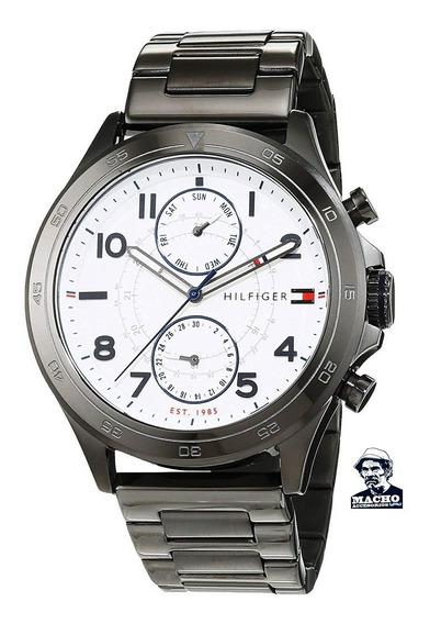 Reloj Tommy Hilfiger Hudson 1791341 En Stock Original Caja