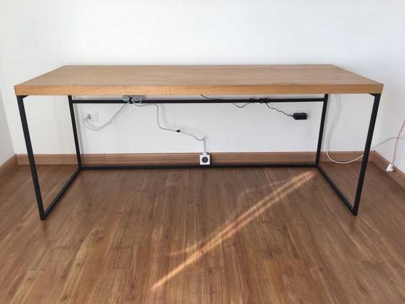 Mesa De Escritório Home Office 1,80x0,70m Projetada