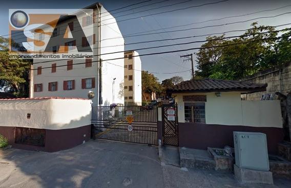Apartamento Em Jardim América - Poá, Sp - 3141