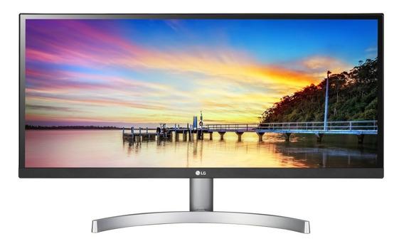 """Monitor LG 29WK600 LED 29"""" preto/prata/branco 110V/220V (Bivolt)"""